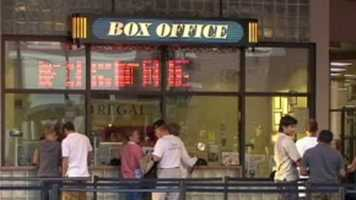 2. Another new law will make it a state crime to record or copy a movie showing in a theater.