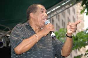 Ben E. King (born 1938), singer/songwriter (Henderson)