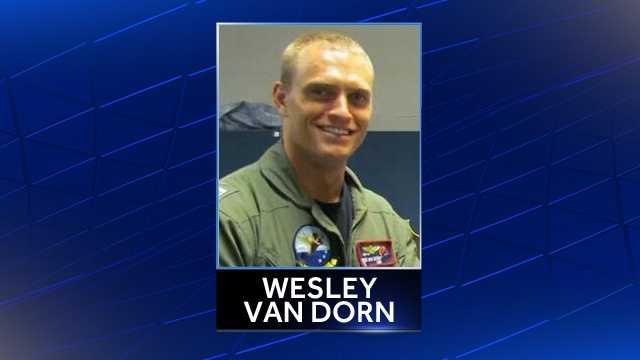 Lt. Wesley Van Dorn