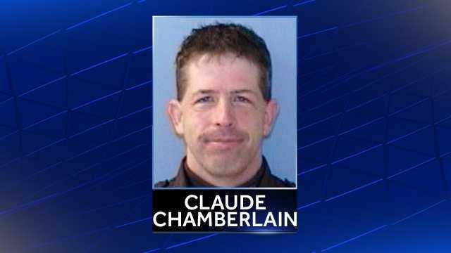Claude Chamberlain