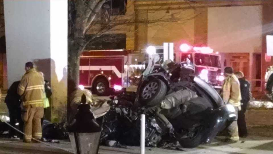 Deadly accident in High Point