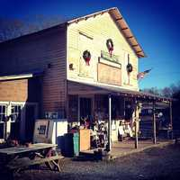 """Priddy's General Store near Danbury offers folks the taste, sight, sound and feel of the """"good ole days."""""""