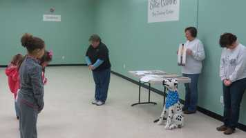 This is a fun interactive program to teach kids dog safety provided by Elite Canine