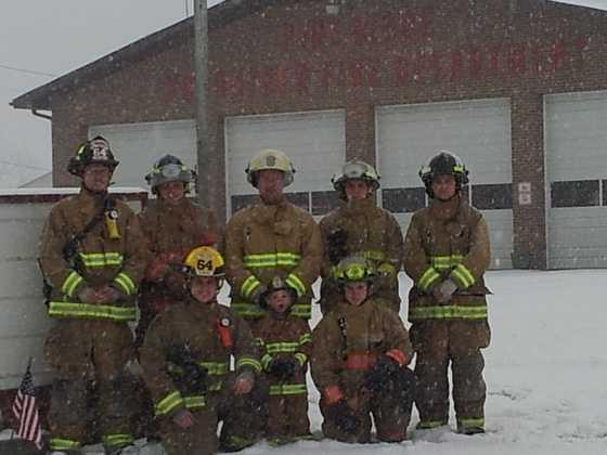 Pine Ridge Volunteer Fire Dept. Surry County