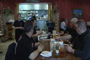Little Italy is a popular restaurant destination in King. There are three other Little Italy locations -- Burlington, Welcome and Rural Hall. The owner said he likes running businesses in smaller communities.