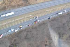 Meanwhile, in Yadkin County, 911 communications said traffic was being diverted from I-77 South onto South Highway 67, then to Highway 601 through Yadkinville.
