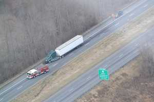 The Boonville Fire Department, along with West Yadkin and Arlington, and North Carolina Highway Patrol were among the responding agencies to the Yadkin County crash, which also involved two tractor-trailers.