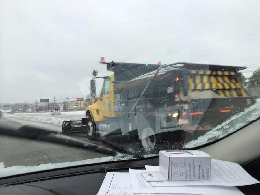 Jeff Amernick, Interstate 40