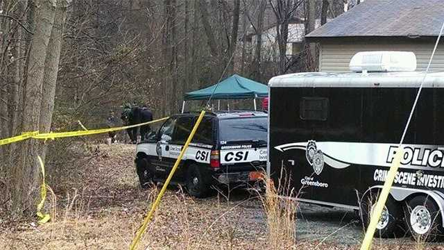 Skeletal remains found in Greensboro