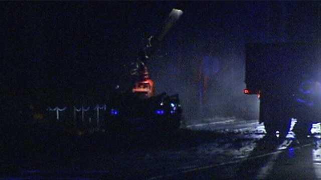 Tree falls on car in Winston-Salem&#x3B; 1 killed