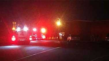 Two children rescued from Charlotte creek