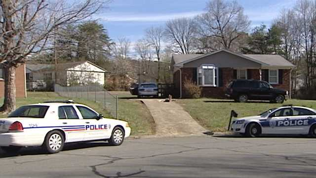 Home invasion and shooting in Winston-Salem