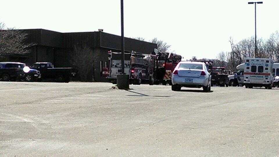 A gas leak at Virginia Produce in Hillsville sent dozens of people to hospitals Tuesday.
