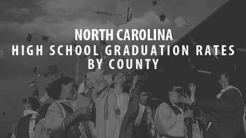 County Health Rankings released the updated list of high school students, who are graduating on time. Find out where your county ranks among other North Carolina counties.