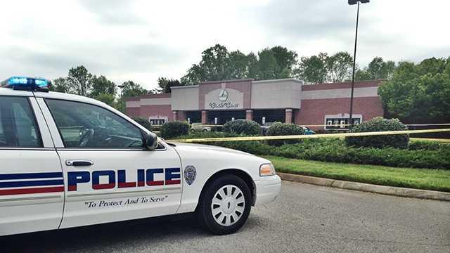 Body found on W-S movie theater property