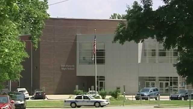 Teacher assaulted at East Forsyth High School