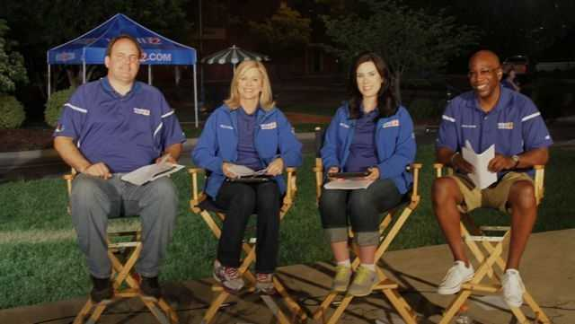 "WXII Celebrates Randolph County today -- check out some ""behind the scenes"" photos and join the fun!"
