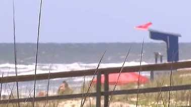 Swimmer missing off Carolina Beach