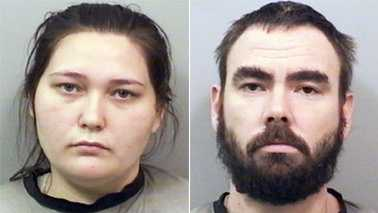 Alisha Carlisle, left, and John Turner, right
