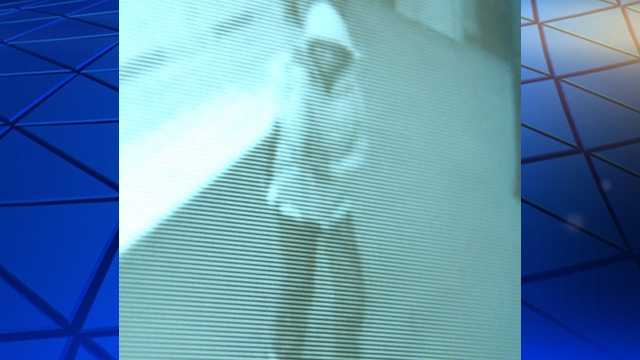 Surveillance image of robbery suspect at Carter Bank and Trust in Ridgeway