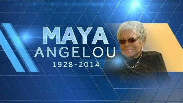 Join WXII 12 News and wxii12.com as we remember Dr. Maya Angelou.
