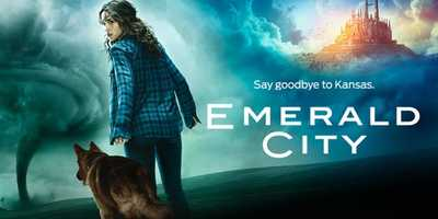 Emerald City: Season Premiere January 6th. On Fridays at 9:00 pm. Desperate for clues that will lead to the identity of her biological mother, a young woman breaks into a sinister underground facility somewhere in the Midwest. Unable to complete her mission and surrounded by security, our feisty heroine steals a K9 police dog and drives away into the night... and headlong into the path of a raging tornado. In the blink of an eye, she is transported to another world, one far removed from our own - a mystical land of competing kingdoms, lethal warriors, dark magic and a bloody battle for supremacy. This is the fabled Land of Oz in a way you've never seen before, where wicked witches don't stay dead for long and 20-year-old Dorothy Gale becomes a headstrong warrior who holds the fate of kingdoms in her hands. You're not in Kansas anymore, and this is not your grandmother's Oz.