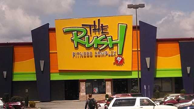 Rush Fitness on Randleman Road in Greensboro