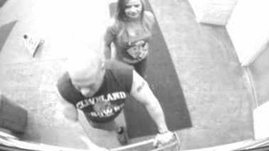 Surveillance images of two people wanted for questioning in Myrtle Beach death