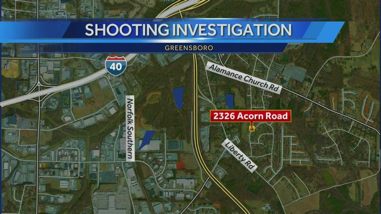 Greensboro man shot while walking dog