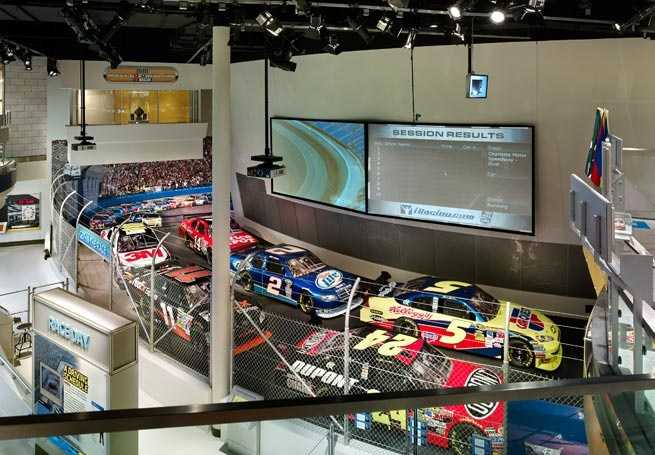 For information, visit the Hall of Fame's website. Or, check out other NASCAR museums in North Carolina.