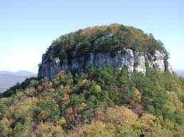 If you want to come out and explore the state park you can look on the website http://www.ncparks.gov/Visit/parks/pimo/main.php or drive to the mountain itself at this address: 1792 Pilot Knob Park Road, Pinnacle, NC 27043