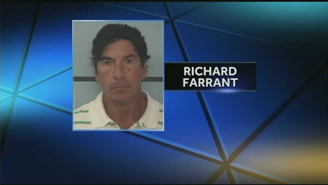 A warrant for Richard Farrant is out wanted for an accused contracting scam, and documents show he has been in trouble with the state before&#x3B; WXII 12's Veronica White explains.