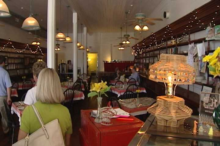 2. Kitchen Roselli, an Italian-American restaurant, was started by a husband and wife team in what used to be the Davis Brothers General Store in East Bend. It's open Thursday-Saturday evenings.
