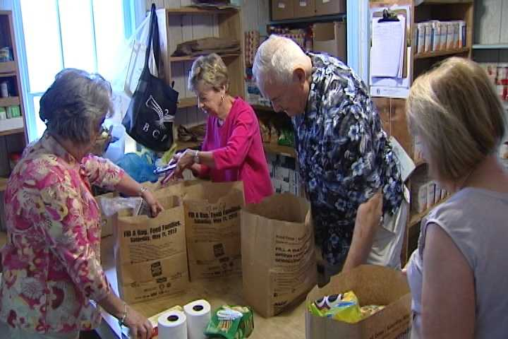 13. Yadkin Christian Ministry is a cooperative effort of churches, individuals and non-profit agencies. It helps people with basic needs such as food, electic bill aid and other items. It's always looking for donations and volunteers.