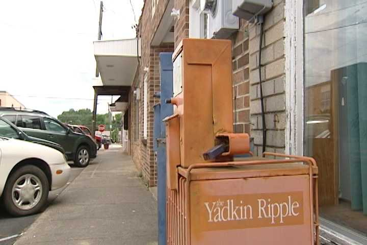 15. The Yadkin Ripple is a weekly community newspaper and is a news gathering partner with WXII. Thanks for checking out the photos!