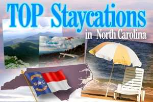 """Looking for an affordable vacation that doesn't require you to drive very far? Check out some great """"Staycation"""" ideas!"""