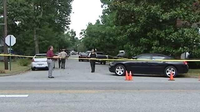 Thomasville homicide investigation