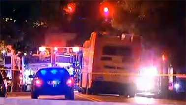 Small chemical bomb explodes on Durham city bus