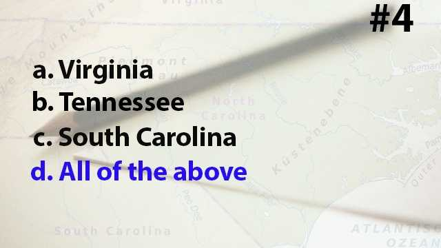Note: Georgia does as well.