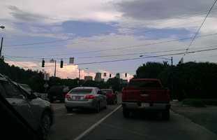 Cherry St. in Winston Salem, NC