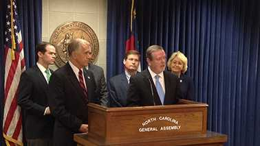 General Assembly budget deal announcement
