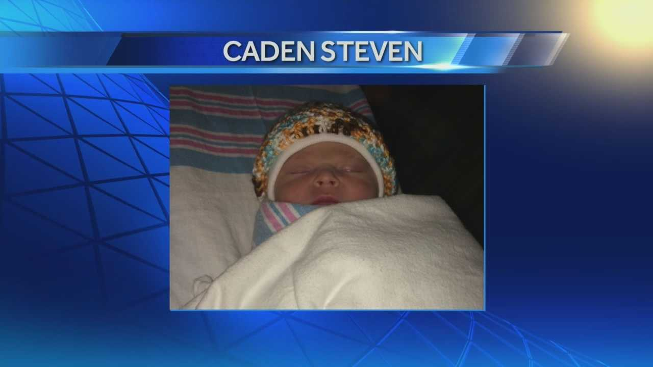 WXII 12 Morning Anchor Nicole Ducouer gave birth to her baby boy Caden Yesterday, Brian and Talitha wish their colleague well!