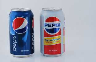 "Pepsi was first produced in the 1890s in New Bern. Its first name was ""Brad's Drink"" before taking on the name Pepsi-Cola."