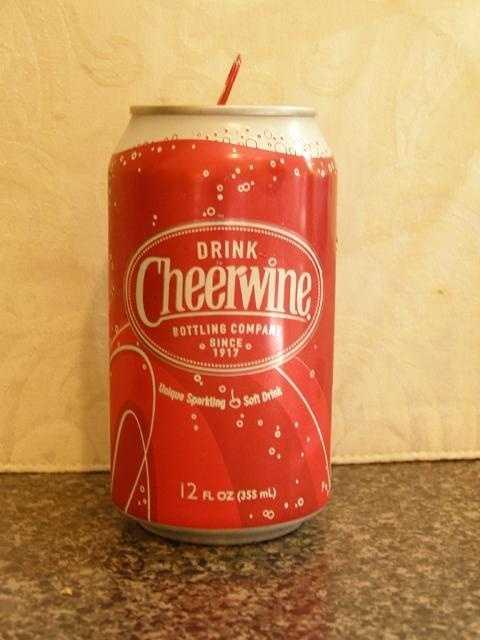 9. Cheerwine