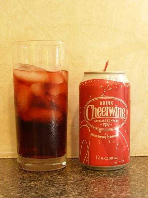 The popular cherry soft drink was created in Salisbury about a century ago.