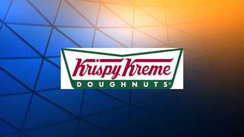 8. Krispy Kreme