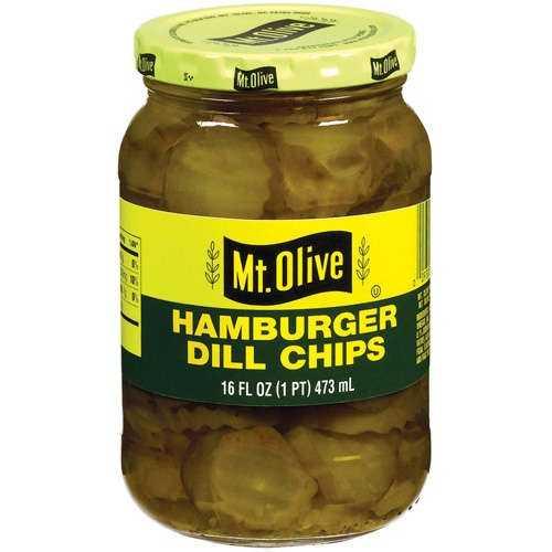 7. Mount Olive pickles