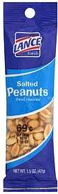 According to the company website, Charlotte food broker Philip Lance got stuck with 500 pounds of raw peanuts. He decided to roast them and sell them for 5 cents a bag. The company is still headquartered in Charlotte.