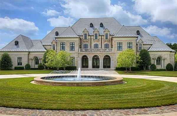 NASCAR driver Kevin Harvick's Guilford County home on Haw River Road is on the market for $3.5 million!