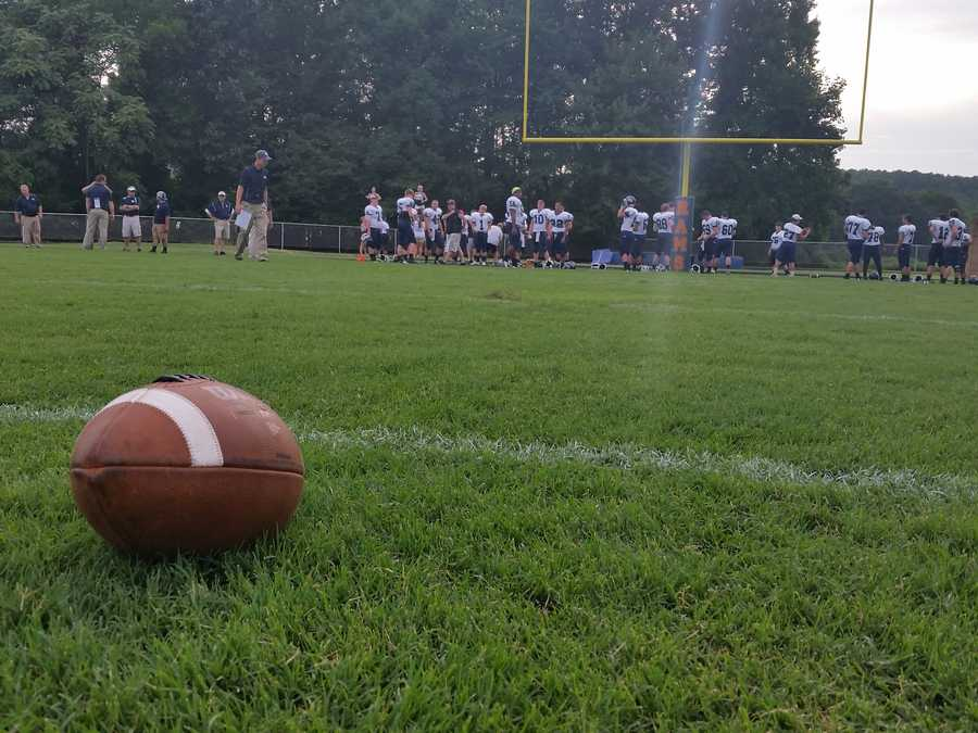 Game of the Week: Mount Airy at Starmount
